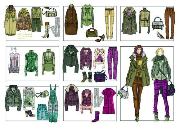 Размеры Верхней Одежды Для Женщин