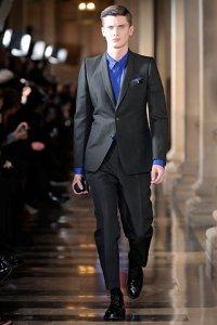 653dbe2407 FashionTime - Férfi divat - Feketét kékkel